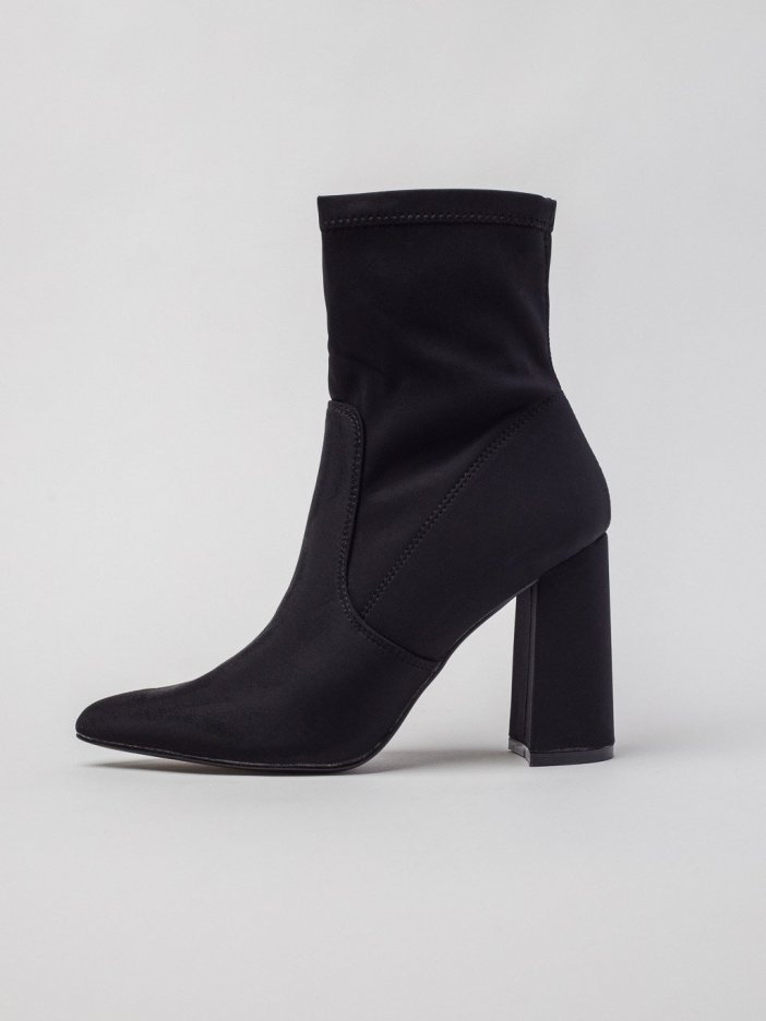 Čierne čižmy Helen
