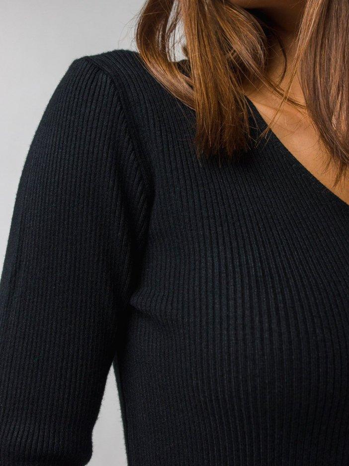 Čierne tričko Kaja