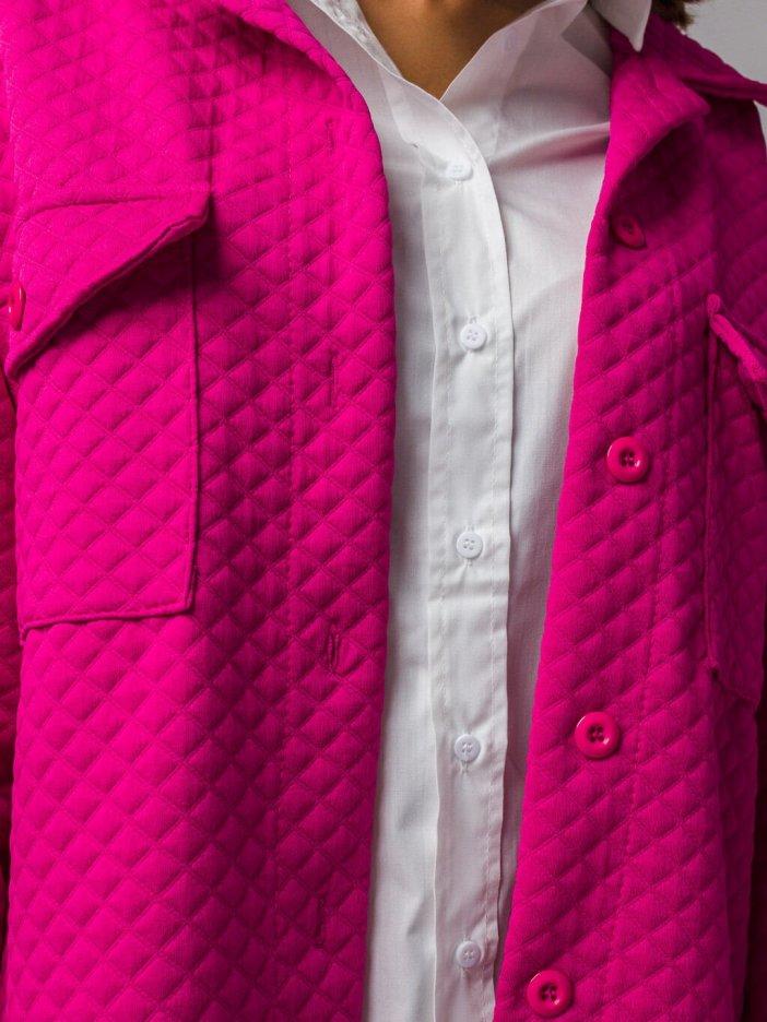 Ružová košeľa Devar