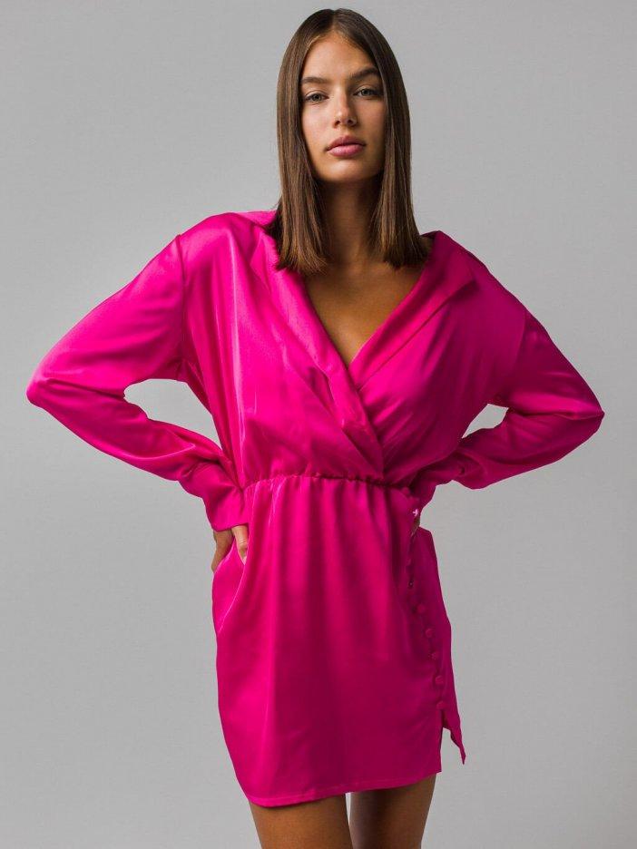 Ružové šaty Sofia