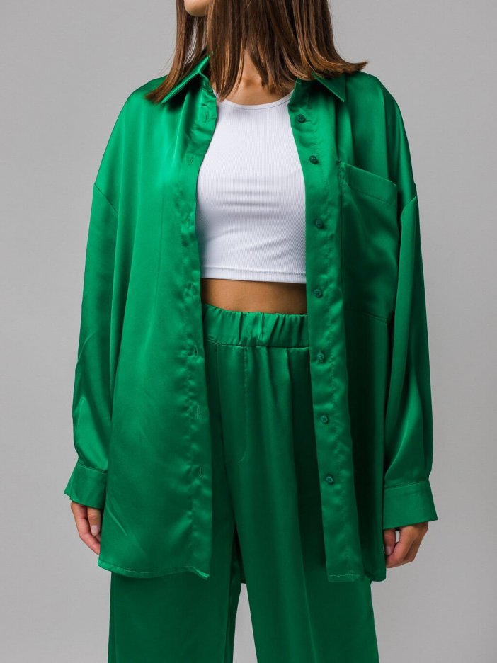 Zelená košeľa Darren