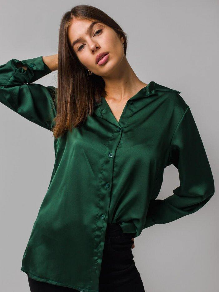 Zelená košeľa Suanna