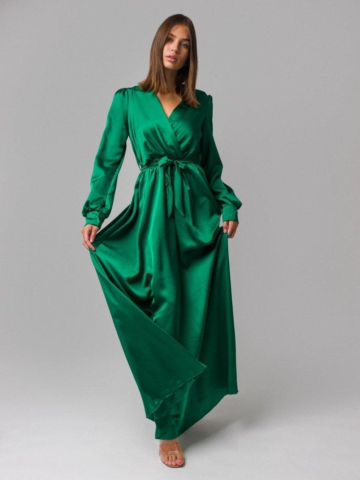 Zelené šaty Alessa