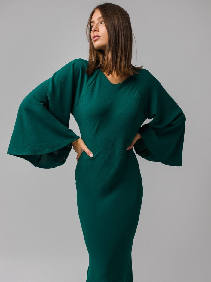 Zelené šaty Jordana