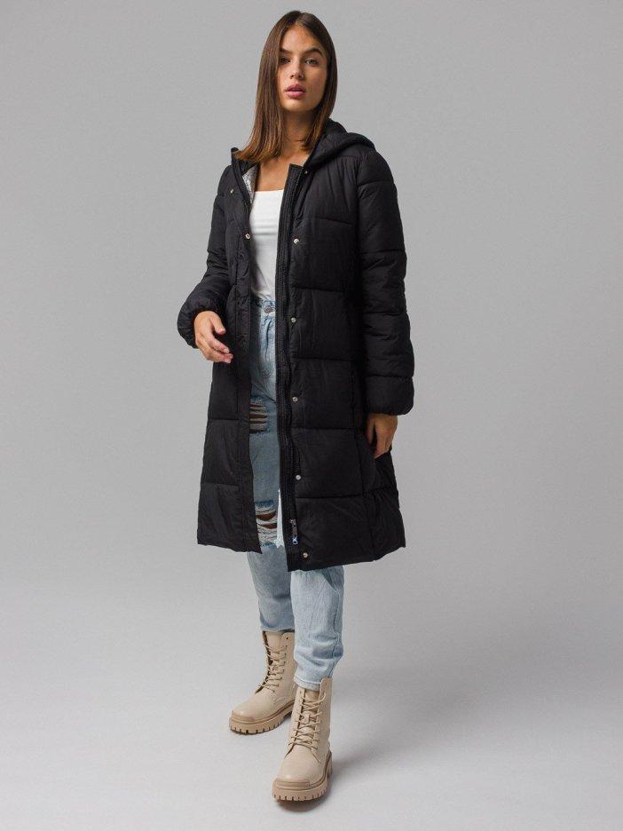 Čierna bunda Hanita