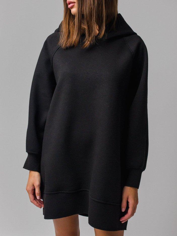 Čierne šaty Rova