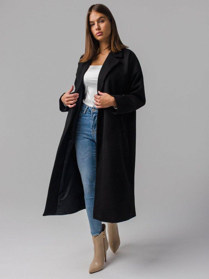 Čierny kabát Michael