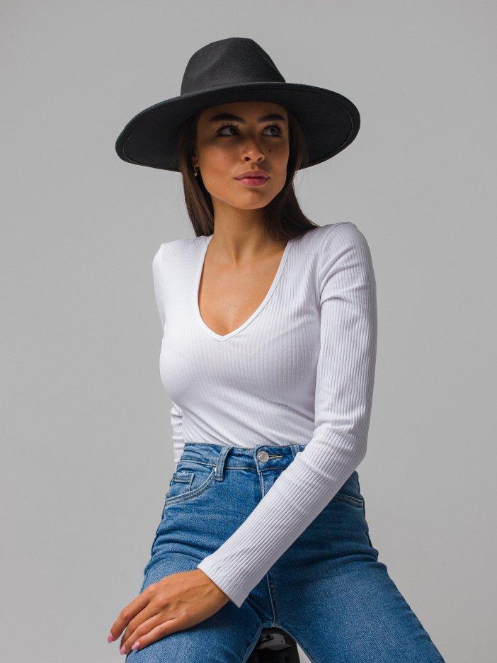 Čierny klobúk Mary