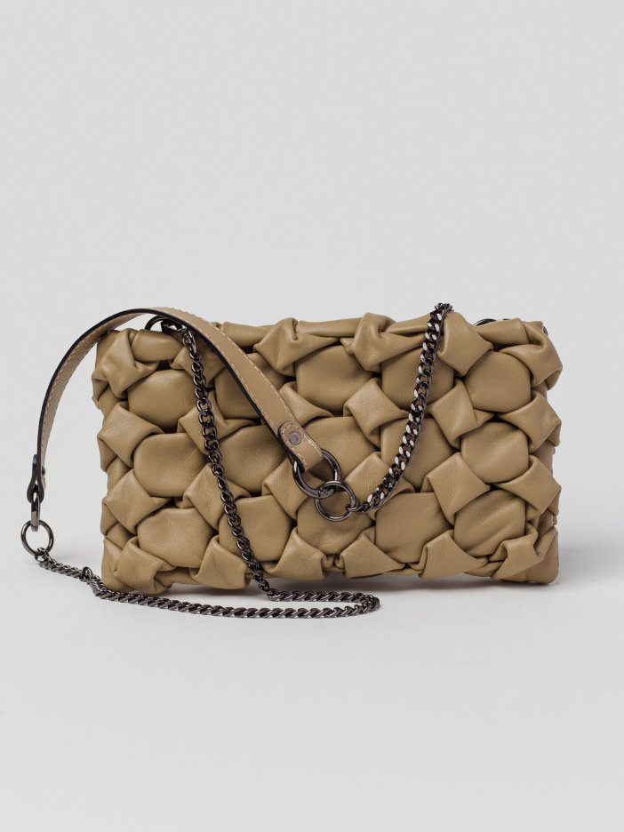 Hnedá kabelka Sienna