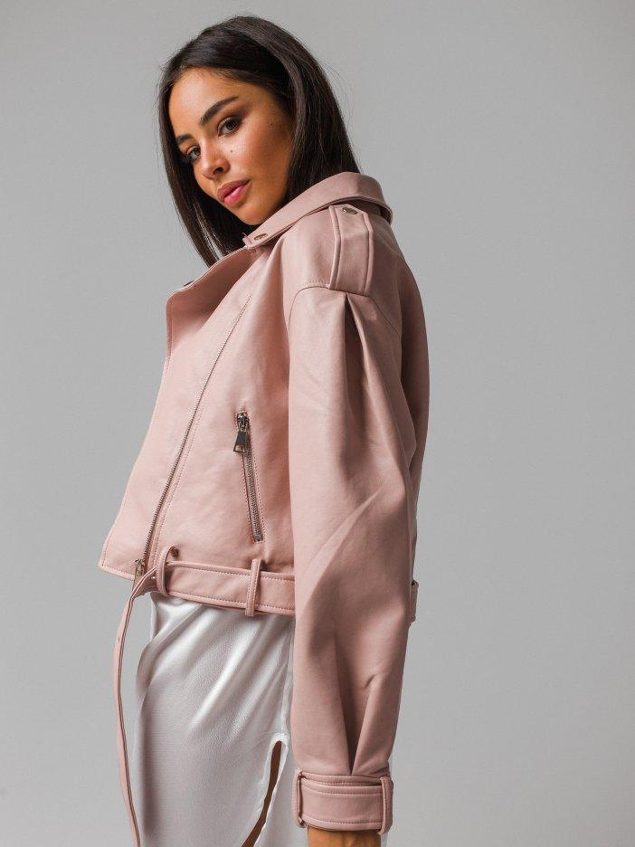 Ružová bunda Malien