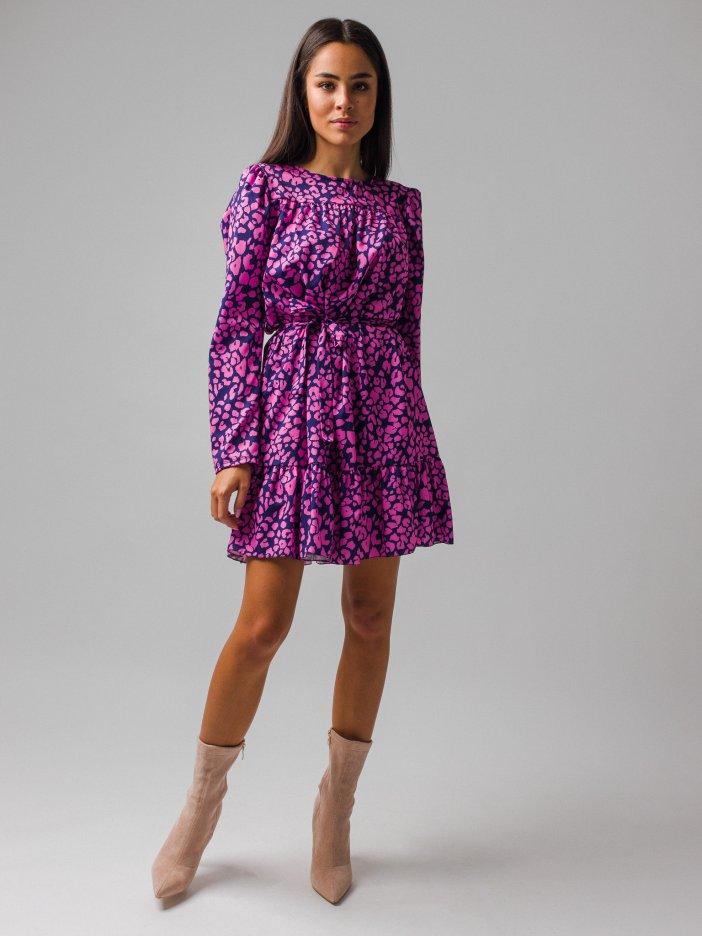 Ružové šaty Jillie