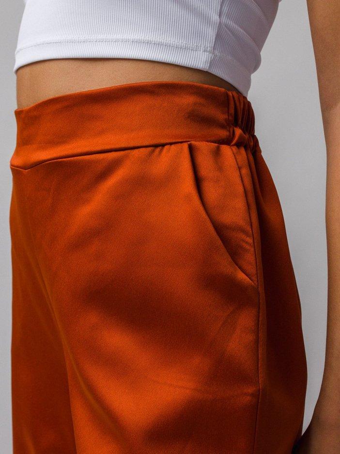 Tehlové nohavice Grenna