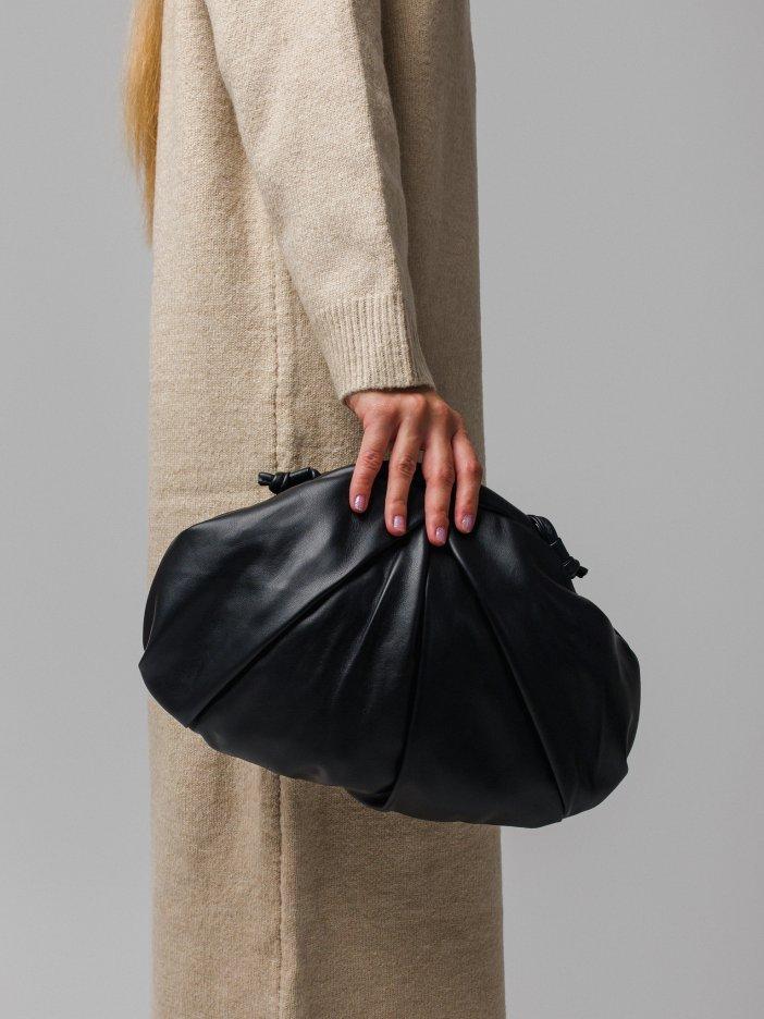 Čierna kabelka Samella