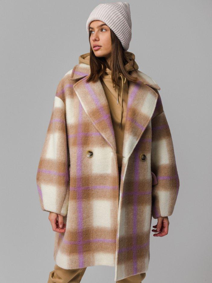 Béžový kabát Arlen