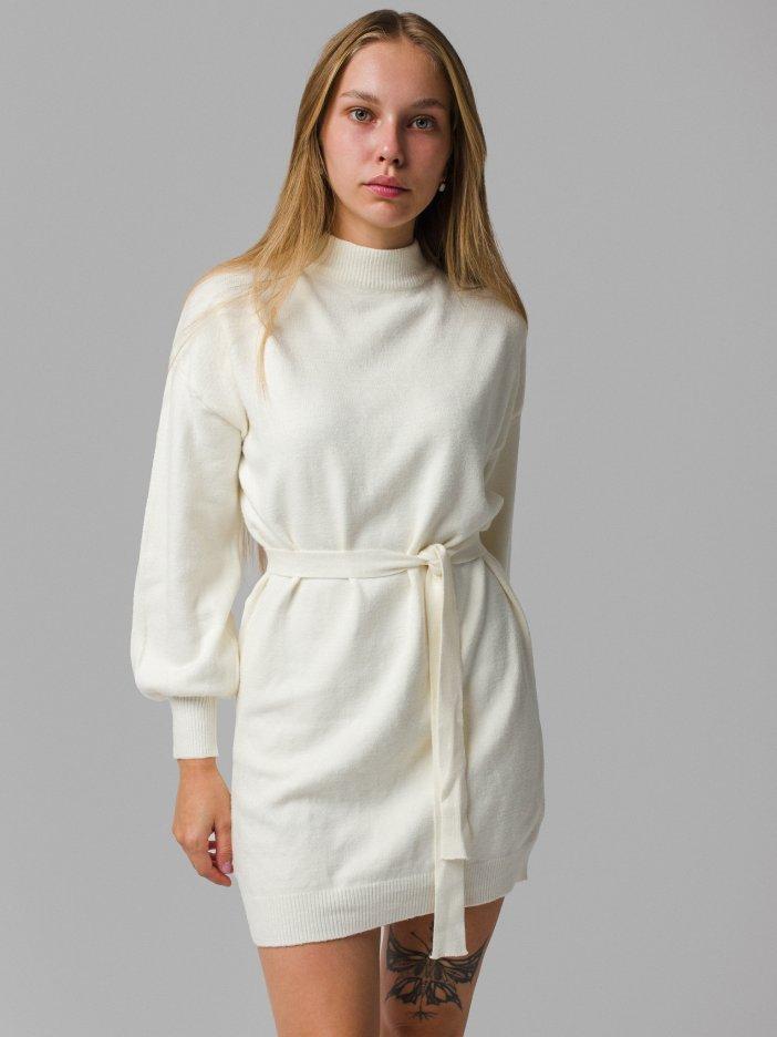 Biele šaty Helsey