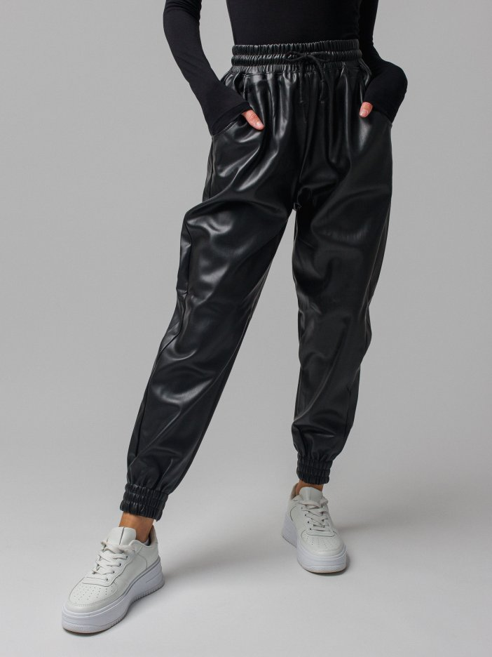 Čierne nohavice Hannia