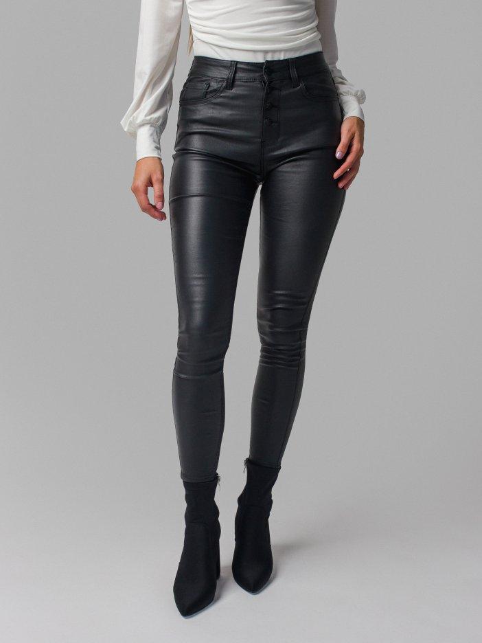 Čierne nohavice Jassie